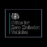 Office for Zero Emission Vehicles Logo